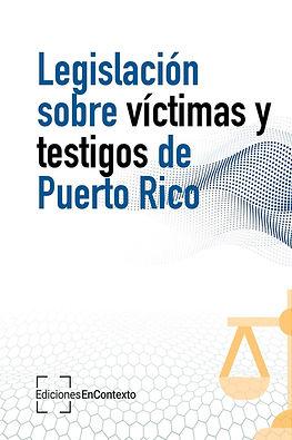 Legislación sobre víctimas y testigos de Puerto Rico