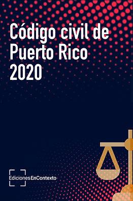 Código civil de Puerto Rico 2020