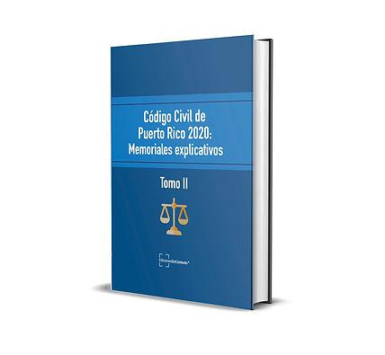 Código civil de Puerto Rico: Memoriales explicativos Tomo II