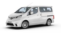 Nissan Evalia White