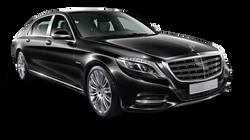 Mercedes Benz S Class Black 2
