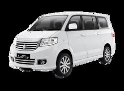 Suzuki APV White