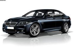 BMW 520i Black 2