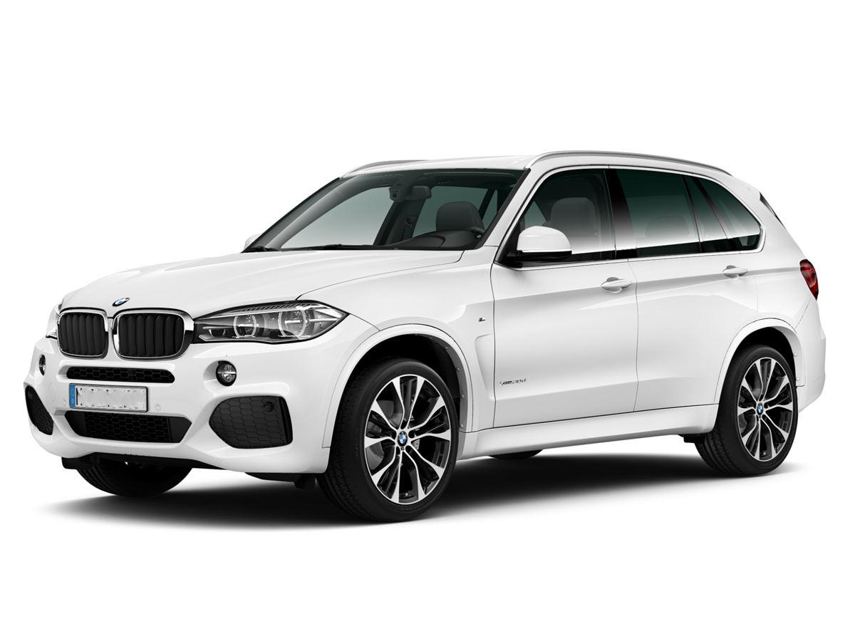 BMW X5 White 2