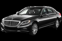 Mercedes Benz S Class Black