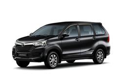 Toyota Avanza Black