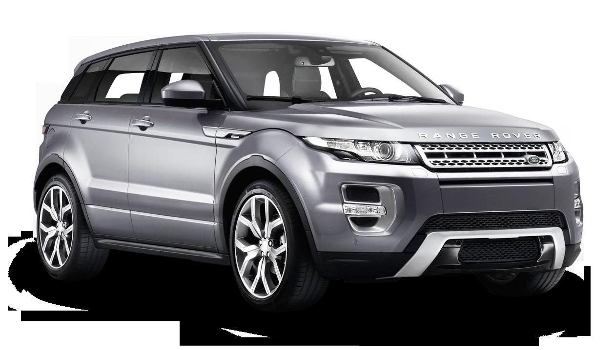 Range Rover Evoque Silver