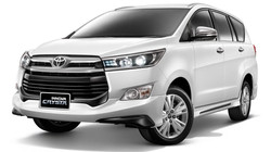 Toyota Innova White
