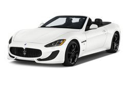 Maserati Grancabrio White