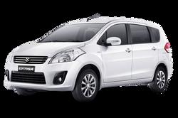 Suzuki Ertiga White