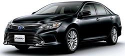 Toyota Camry Hybrid 2014 Black