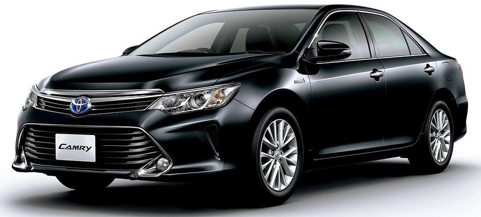 Rent Black Toyota Avanza in Bali