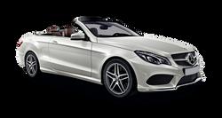 Mercedes Benz E250 Pearl White