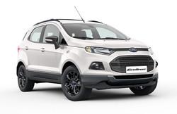 Ford Ecosport White