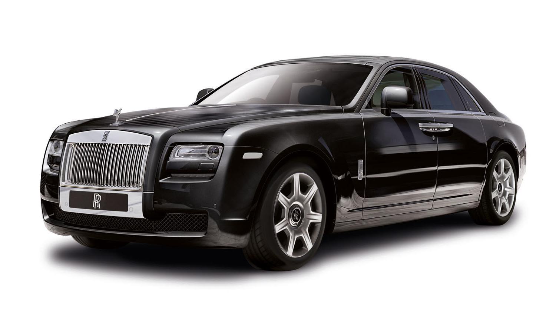 Rolls Royce Ghost Black