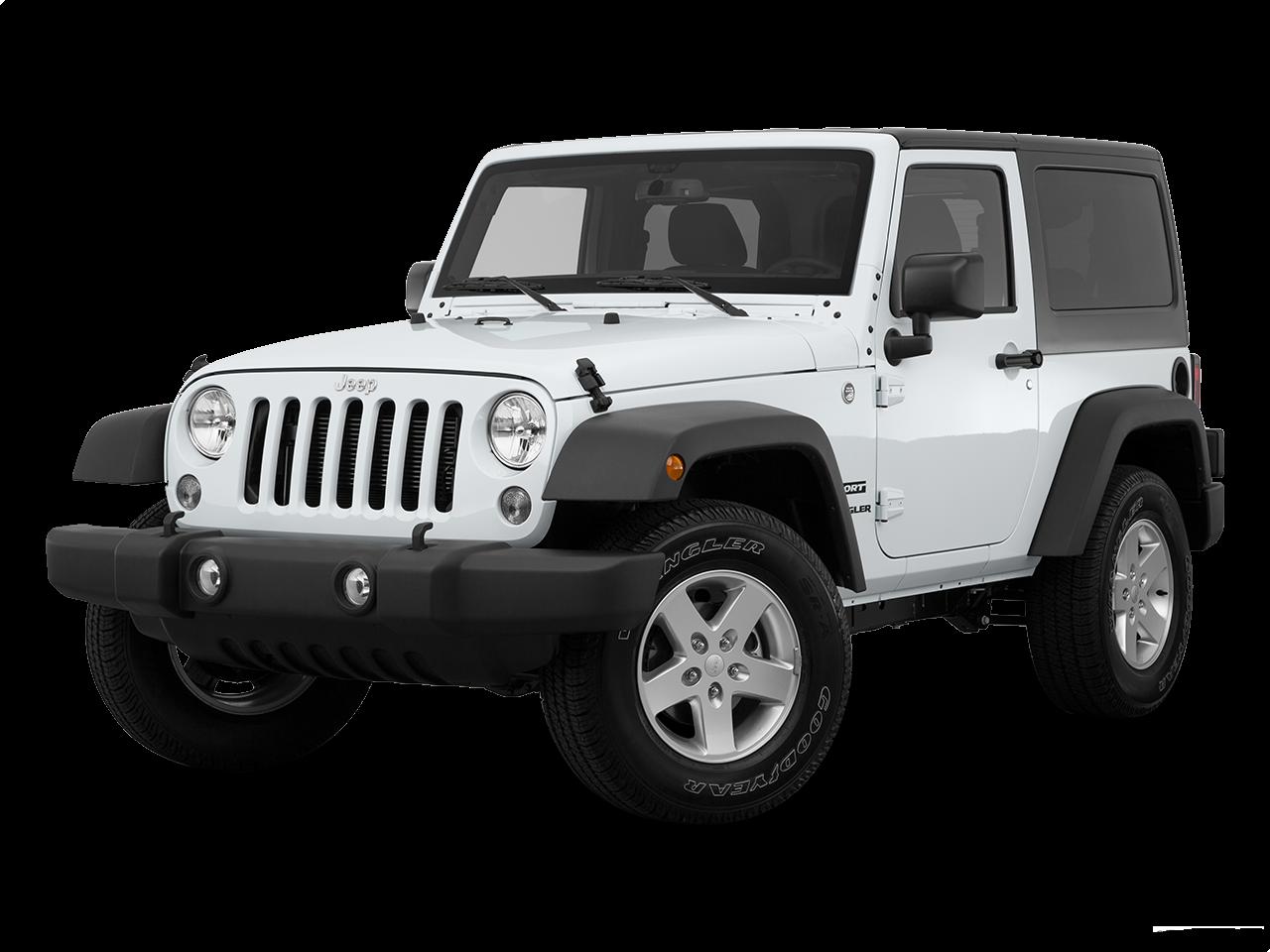 Jeep Wrangler White 2