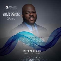 Alumni Awards 2020 Ramonne Gardiner (1)
