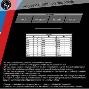 Le 1er championnat de France de trottinette freestyle park est lancé !