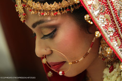 Traditional Asian Bride