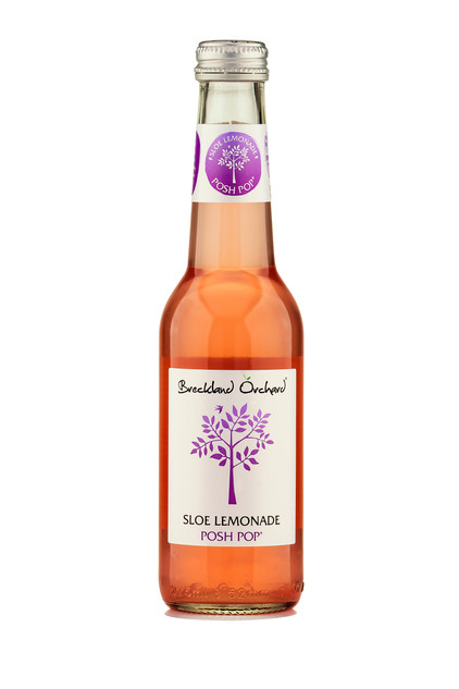 Sloe & Rose Lemonade