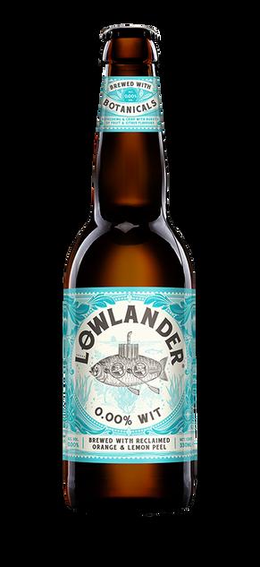 Lowlander Orange 0.00% Beer