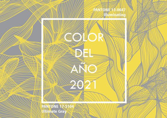 Color del año 2021