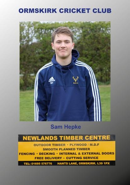 Sam Hepke
