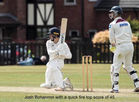 Lytham 1st XI Match report  13-5-17
