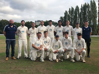 Ormskirk 2nd XI Chester Cup Winners