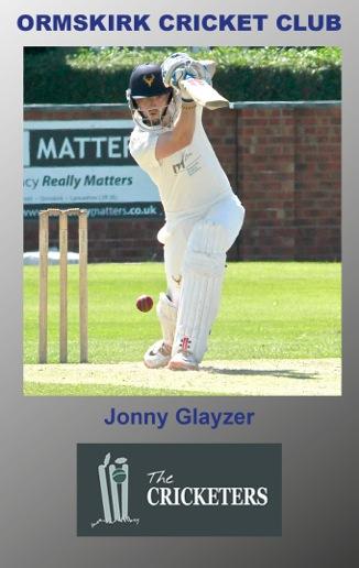 Jonny Glayzer