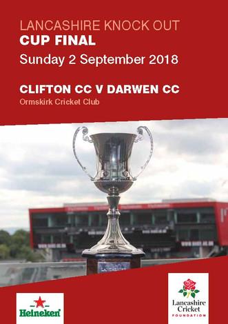 Lancashire Cup KO Final