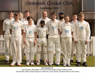 Ormskirk 4th XI