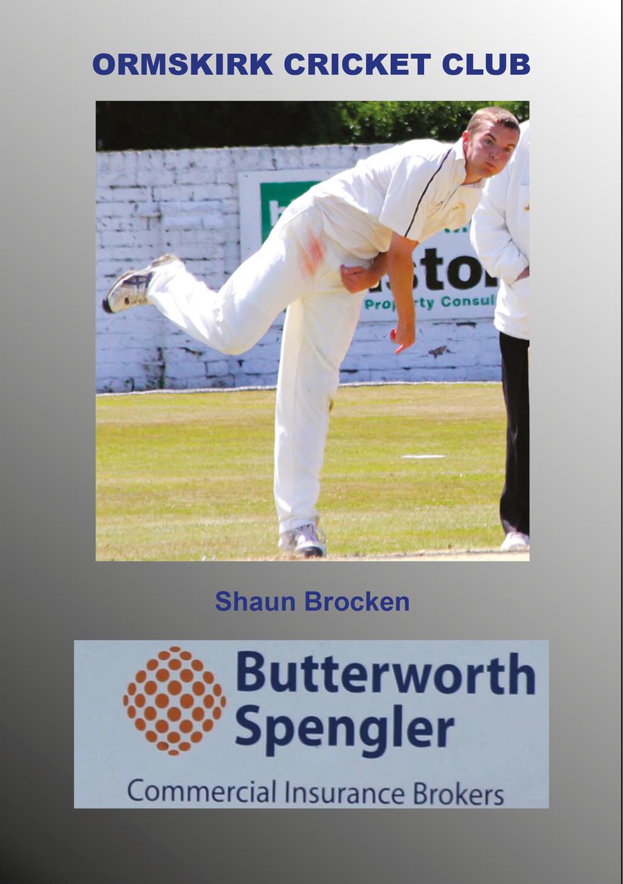 Shaun Brocken
