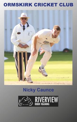 Nicky Caunce
