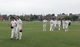 Ormskirk 3rdXI defeat Formby in excellent run chase.