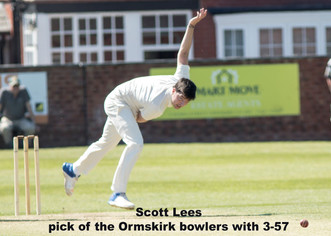 Lack lustre performance sees Ormskirk lose to Bootle