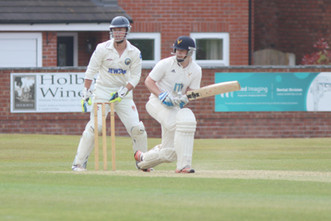 A few photos from the Lytham game