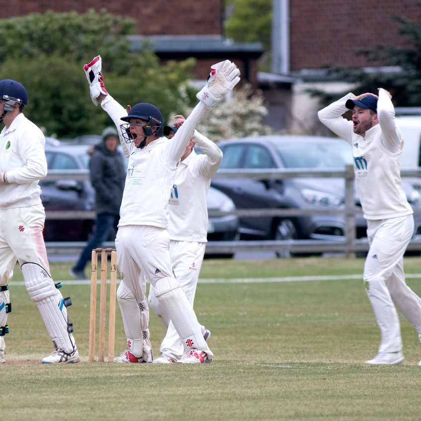 appeal behind the wicket