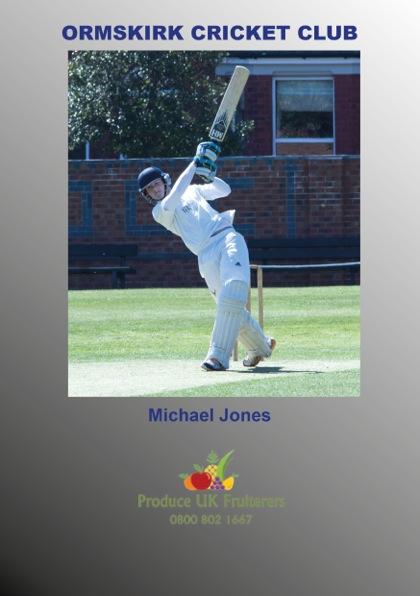 Mikey Jones