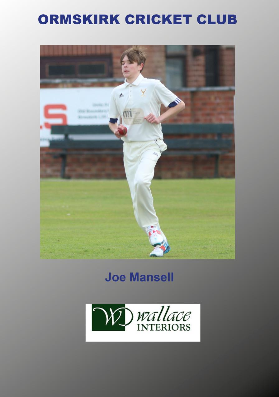 J2oe Mansell