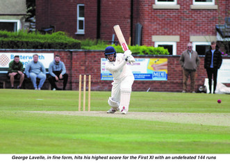 Ormskirk v Highfield Ray Digman Trophy 2nd Round