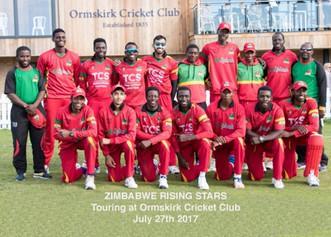 Zimbabwe Rising Stars