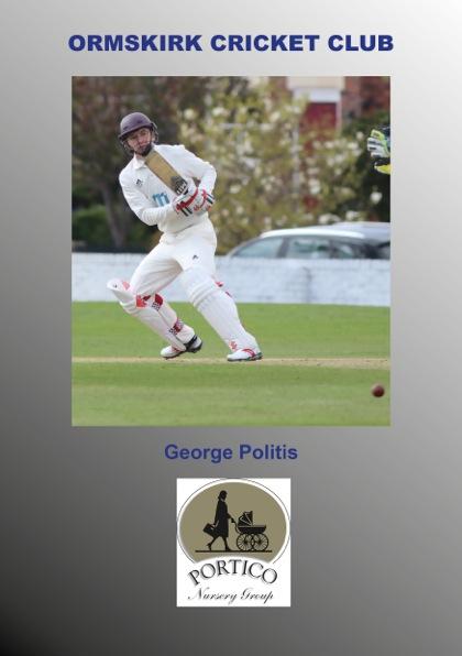 New George Politis