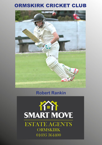 Robert Rankin selected for England U15's