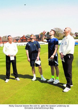 Ormskirk open their defence of Premier League Championship in style