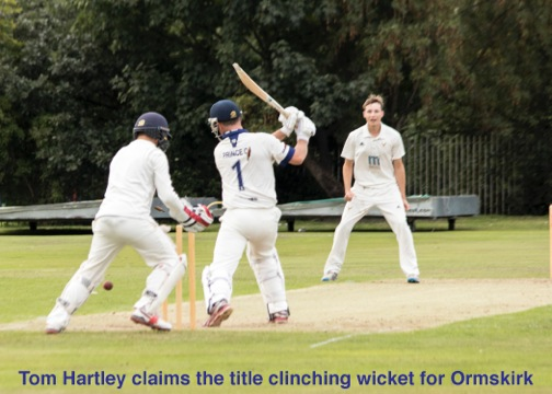 2Title Clinching Wicket