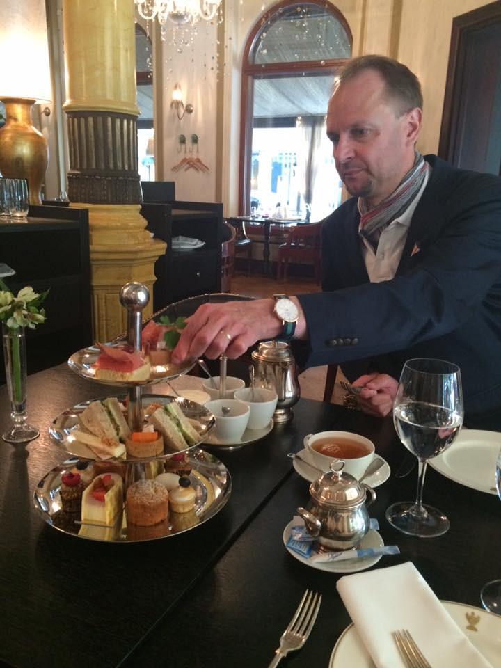 Afternoon Tea Grand Hotel
