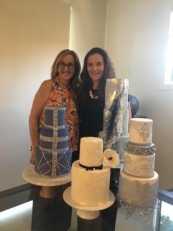 Wedding Cake Taste Testing with Magnolia Cake Boutique