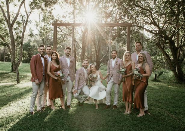 Wedding Tribe Bundaleer Brookfield