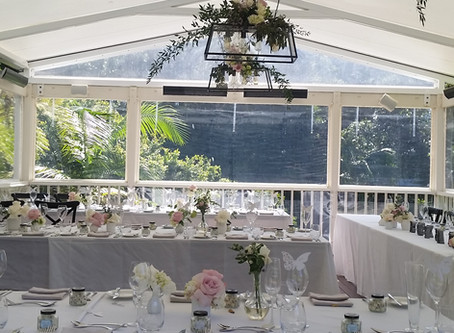 Getting married? Searching for the ideal backdrop for your outdoor wedding?